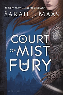 Court of Mist and Fury by Sarah J. Maas book cover