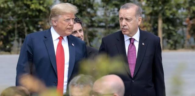 Lewat Surat Yang Bocor, Trump Ancam Erdogan: Jangan Bodoh!