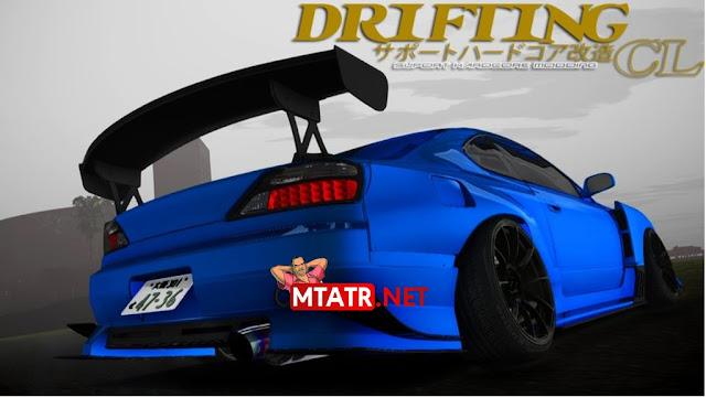 MTA SA Nissan Silvia S15 DCL