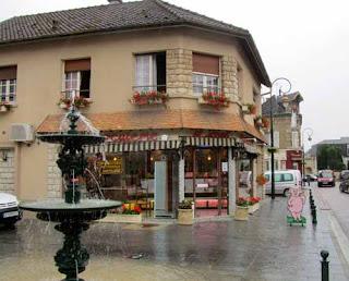 Champagne Village France