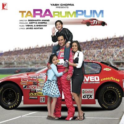 Download Ta Ra Rum Pum (2007) Hindi Full Movie 480p [400MB] | 720p [1GB]