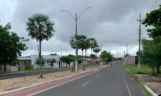 Campo Maior tem previsão de chuva para noite de Natal