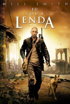 Eu Sou a Lenda Torrent – BluRay 720p/1080p Dual Áudio