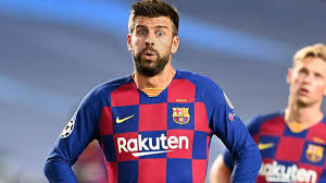 Barcelona defender Pique reveals the club needs structural changes and will be first to step down