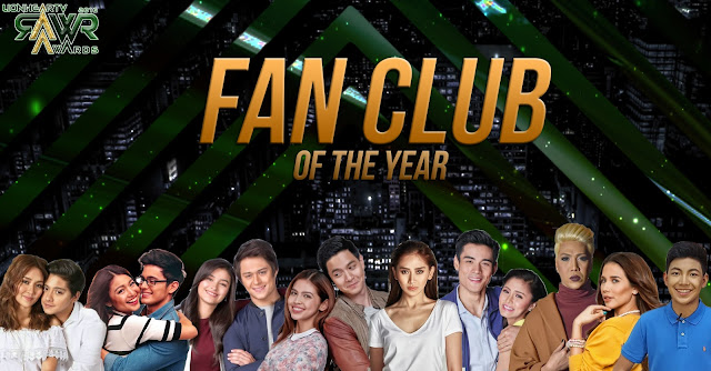 VOTE: Fan Club of the Year