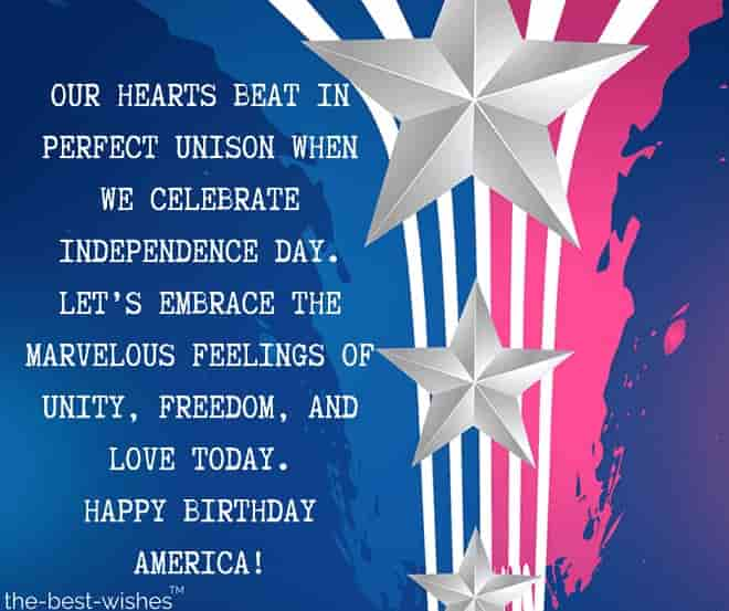 The Best Wishes For Fourth Of July Messages Quotes And Images