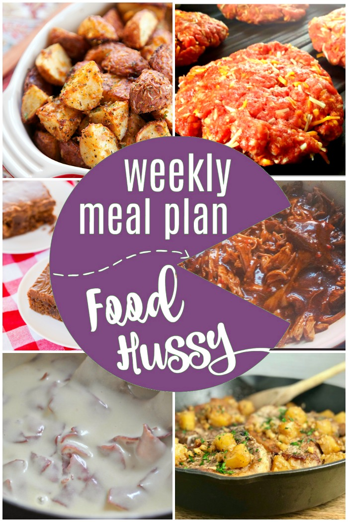 What Can I Make For Dinner Meal Plan: More Zero Point & a Copycat!