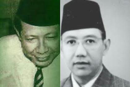 Dua Tokoh Nasional Yang Sama-Sama Pernah Menjabat Menteri Agama