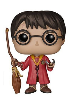 Harry Potter Quidditch Funko Pop