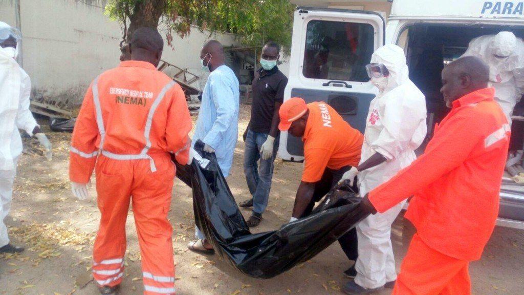 Four children killed in suicide attack at Borno IDP camp