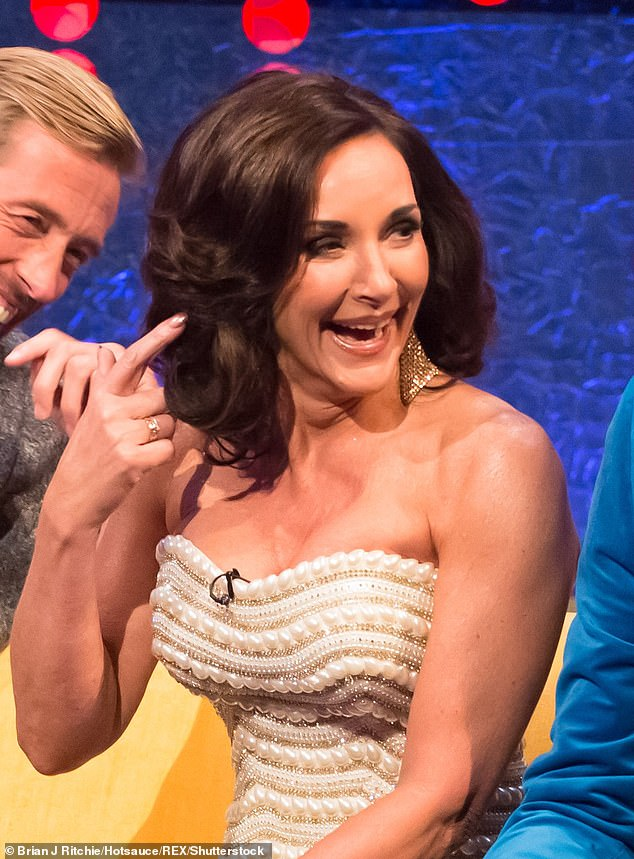 Shirley Ballas considers removing her breast implant after a cancer scare.