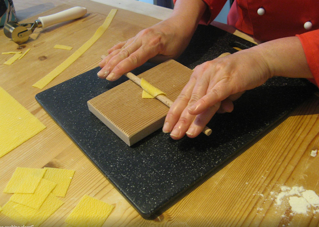 Pasta Workshop in Italy - Fresh Pasta Penne