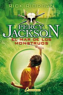 El mar de los monstruos    Percy Jackson y los dioses del Olimpo #2   Rick Riordan