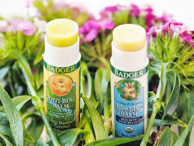 Badger Balm Bug Products