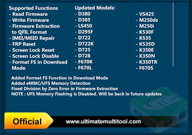 UMTv2 UMT Pro - UltimateLG v0 5 - Happy Holi Update Gsm Updates