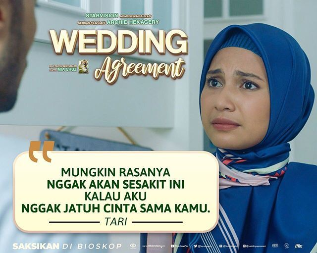 Wedding Agreement Ini 9 Hikmah Di Balik Film Dengan Alur Tertebak Dan Ending Yang Manis