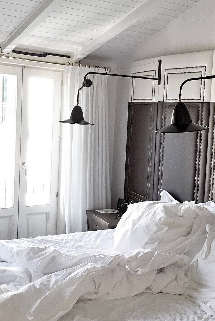 Bedroom industrial design idea