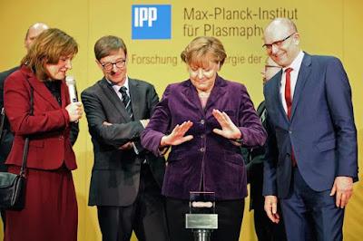 Jerman Melakukan Percobaan Fusi Nuklir Pertama