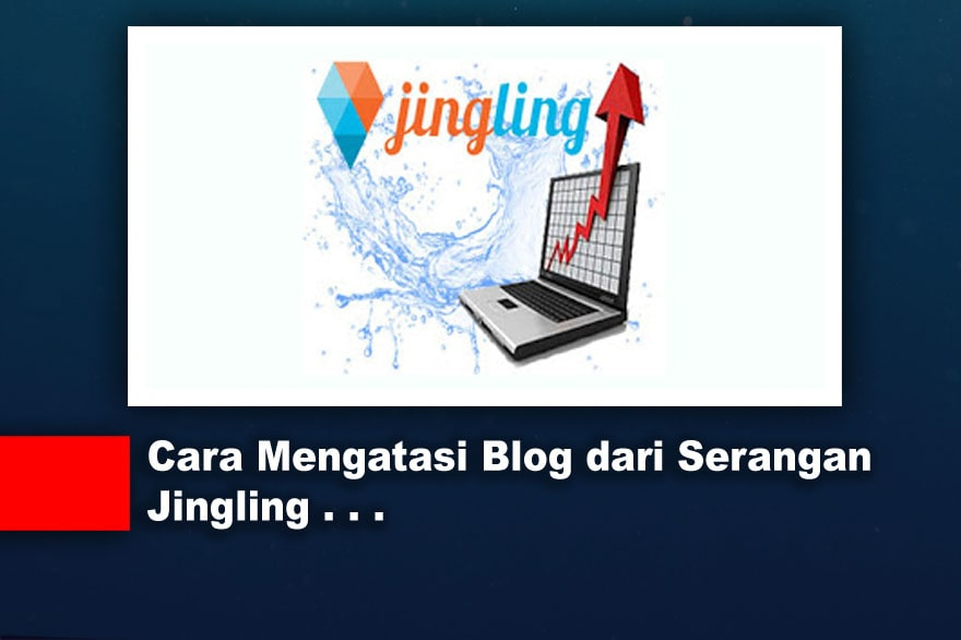 Cara Mengatasi Blog dari Serangan Jingling