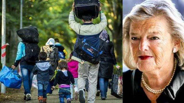 وزارة العدل الهولندي لاتغيير في سياسة اللجوء ولأول مرة السوري المؤيد للنظام مستثنى من حق اللجوء