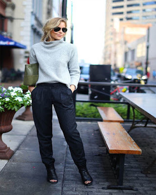 work outfits for winter trendy