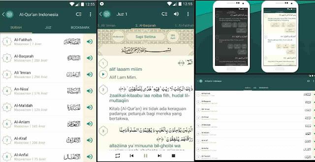 Aplikasi hp android belajar ngaji