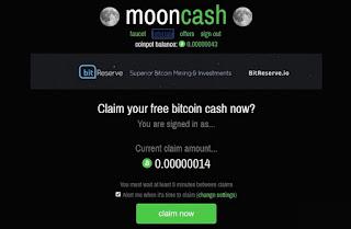 mooncash
