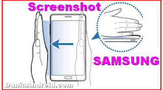 fitur palm swipe to screenshot samsung