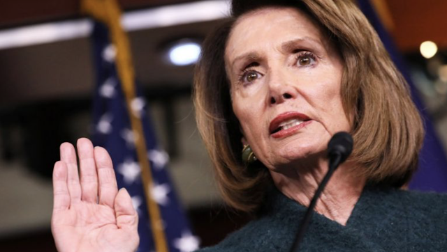 Pelosi Signals Support for Commission to Study Slavery Reparations