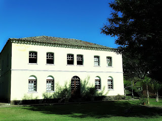 Casa Val de Buia - Silveira Martins (RS)