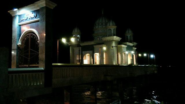 Masjid Apung Palu