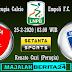 Prediksi Perugia vs Empoli — 25 Februari 2020