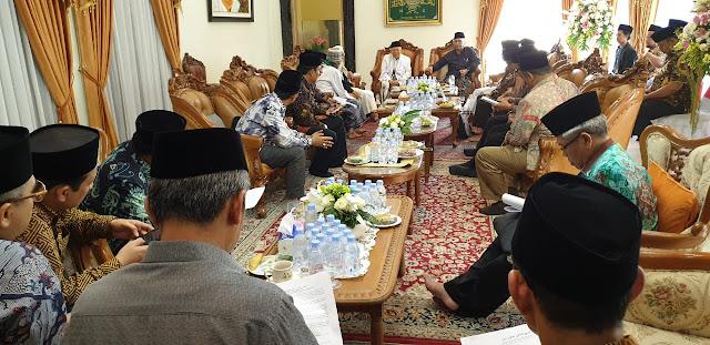Puluhan Kiai Sepuh NU se Indonesia Bahas Situasi Kebangsaan