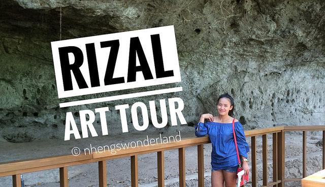 Rizal Art Tour 2017