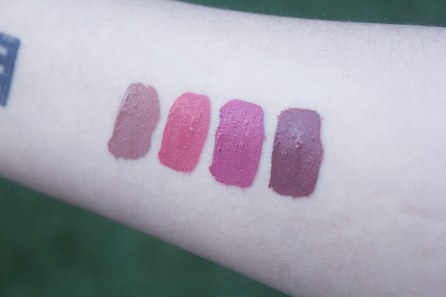 liquid lipstick review, liquid lipstick, jeffree star velour liquid lipsticks, lipstick, makeup, beauty, review, swatches