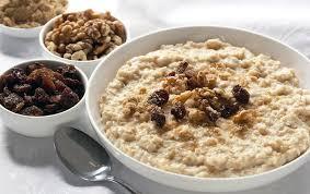 diet dengan oatmeal