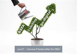 yourIT - Jetzt Corona Fördermittel für KMU nutzen!