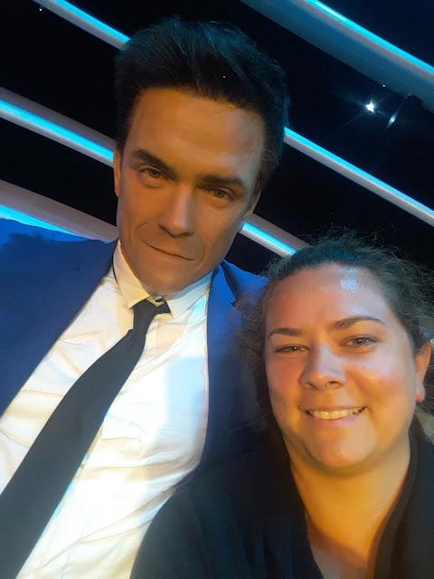 Robbie Williams und ich....
