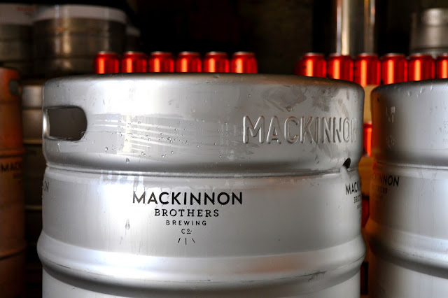 Staying Local with MacKinnon Brothers Brewing