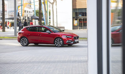 El nuevo SEAT León suma la motorización 1.0 TSI de 110CV.