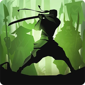 Shadow Fight 2 Mega Mod Logo