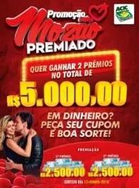 """Promoção ACIC Cerejeiras Dia dos Namorados 2019 """"Mozão Premiado"""""""
