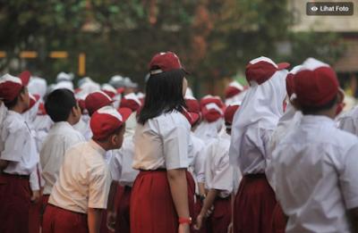 Rekomendasi New Normal di Sekolah: Belajar Hanya 4 Jam dan Jam Istirahat di Hilangkan