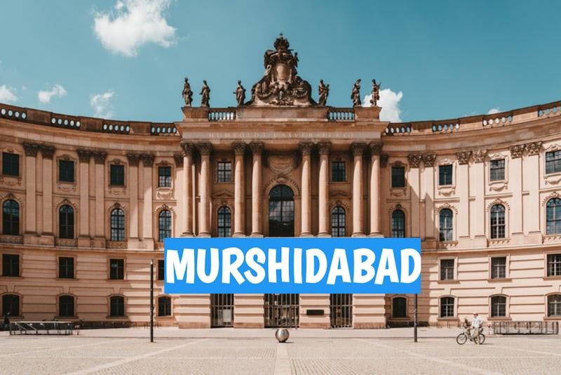 16 Tourist Place in Murshidabad.