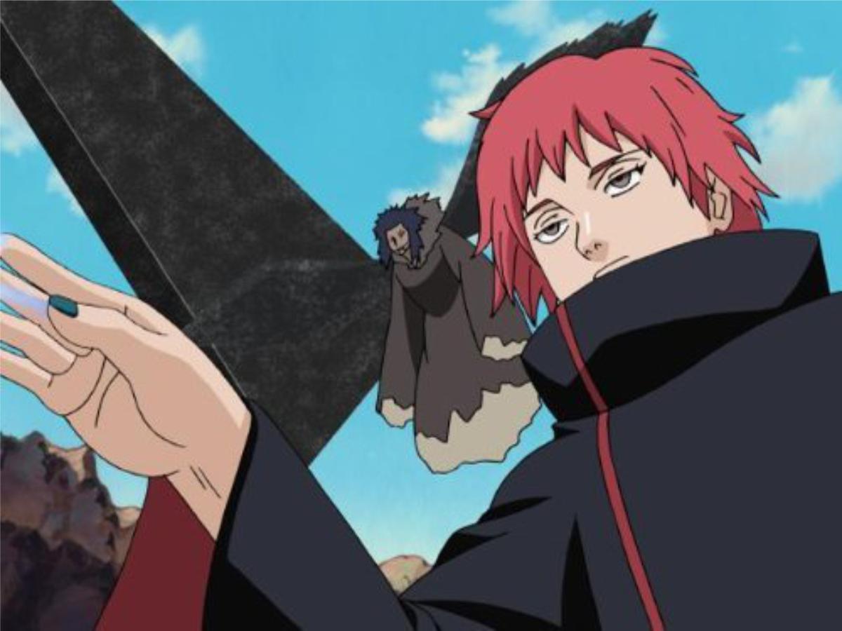 Naruto sasori vs sakura episode / Did you know facts disney