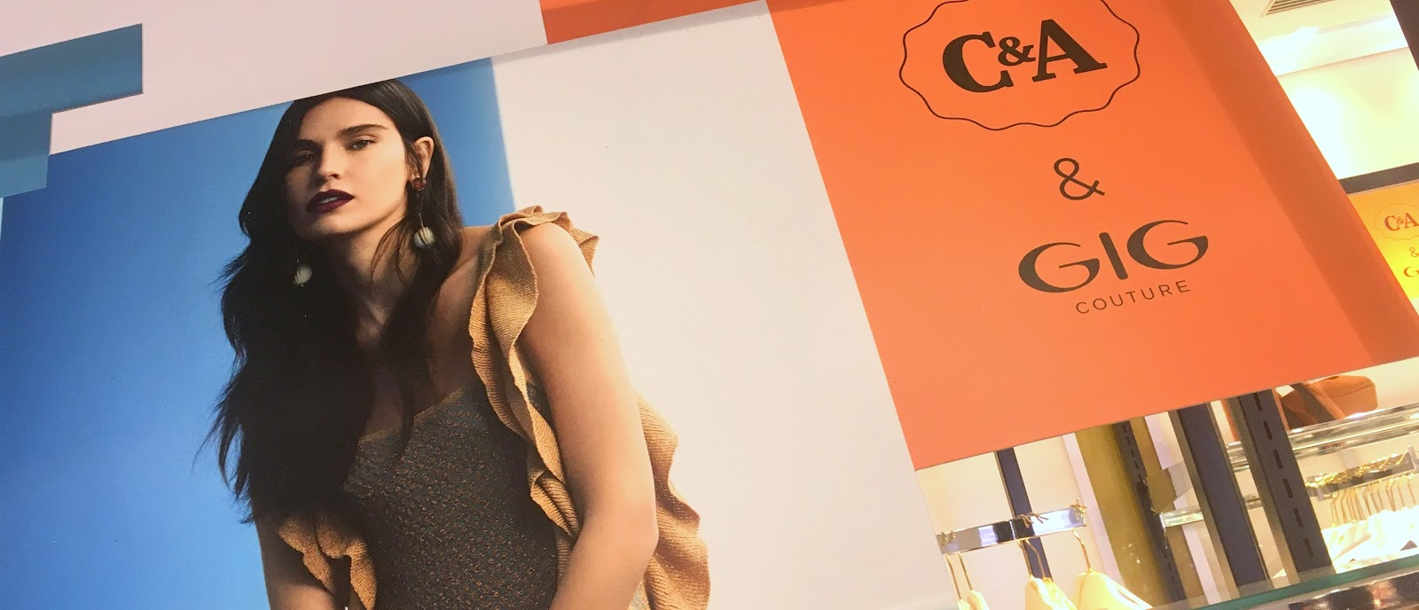 Lançamento coleção C&a e Gig Couture Mktmix Anadodia Ana do dia