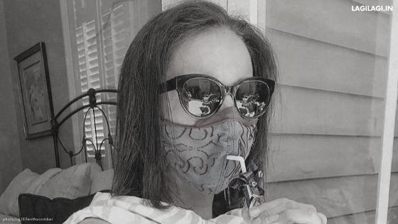 Desainer ini Buat Masker yang Bisa Dipakai untuk Minum