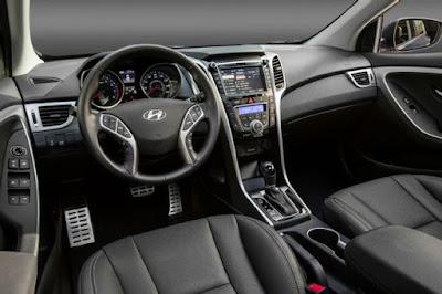 2016 Hyundai Elantra GT stearing image