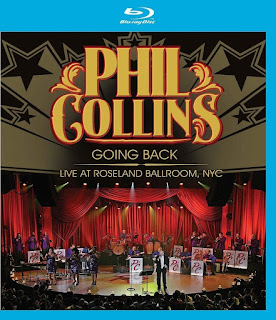 Phill Collins: Going Back Live at Roseland Ballroom, NYC [BD25]