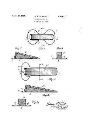Daisy Doorstop Patent